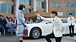 School Cute Love story 2019 - Korean mix Hindi songs 2019 - prince of legend