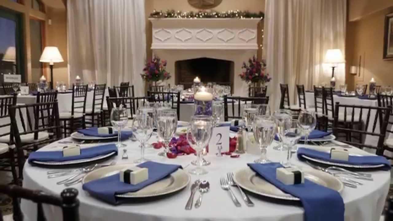 Bridges Golf Club Wedding Example Video