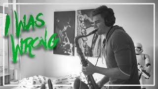 Robin Schulz - I Was Wrong (Saxophone Cover)