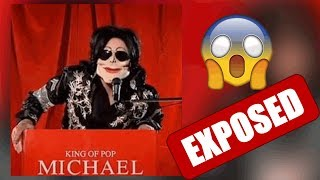 Barry Shaw Exposed! - FAKE MICHAEL JACKSON IMPERSONATOR