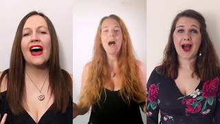 What About Us - Pink cover