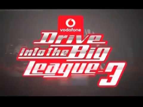 Vodafone Drive into the Big League 3 | Case Study