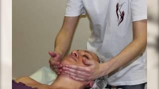 Массаж лица в сети студий массажа Rezultat повышение квалификации специалистов.