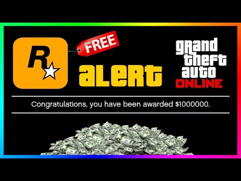 How To Get $1,000,000 Bonus Cash In GTA 5 Online, Criminal Starter Pack & Premium Edition For FREE!