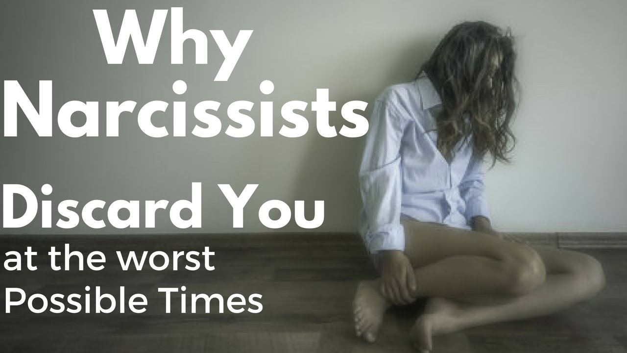 Why does a narcissist discard