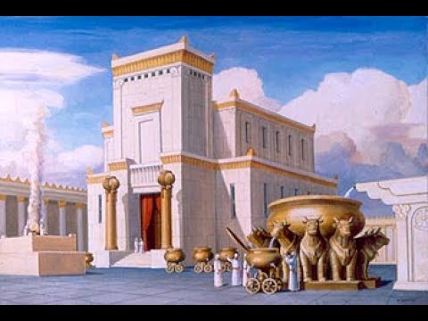 [SIGNS OF THE TIMES] ISRAEL TAKES STEP TOWARD REBUILDING THE THIRD TEMPLE!
