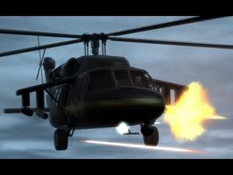 Gta 4 episode 3 helicopter strikers