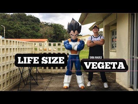 Life Size Vegeta Statue-Episode 69
