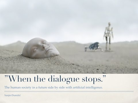 When the Dialogue Stops - AI & Transhumanism