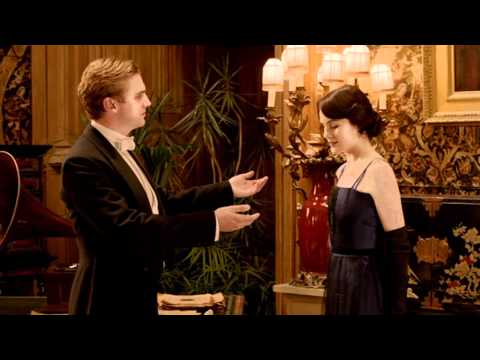 At The Beginning - Mary and Matthew, Downton Abbey, Music Video