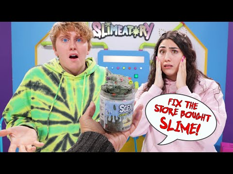 FIX THIS STORE BOUGHT UGLY OLD SLIME! Slimeatory #670