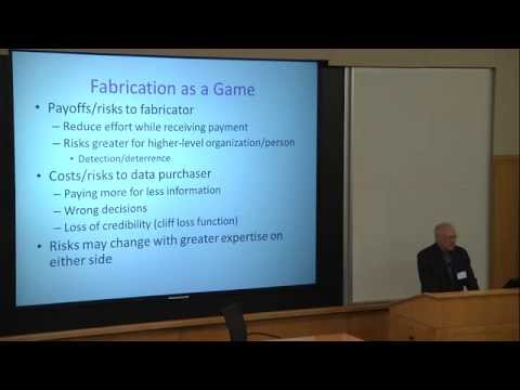 NEAAPOR Fabrication Event Part 2 - Discussants and Panel Discussion