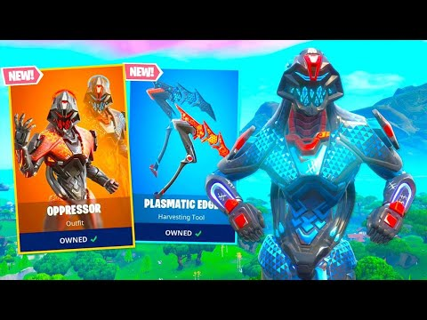 The BEST *NEW* ITEM SHOP SKIN In Fortnite!