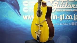 IWANEKO GUITARS:Type-Vibrato OC (Trans Yellow)