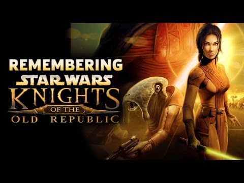 Remembering Why We Love Star Wars: Knights...