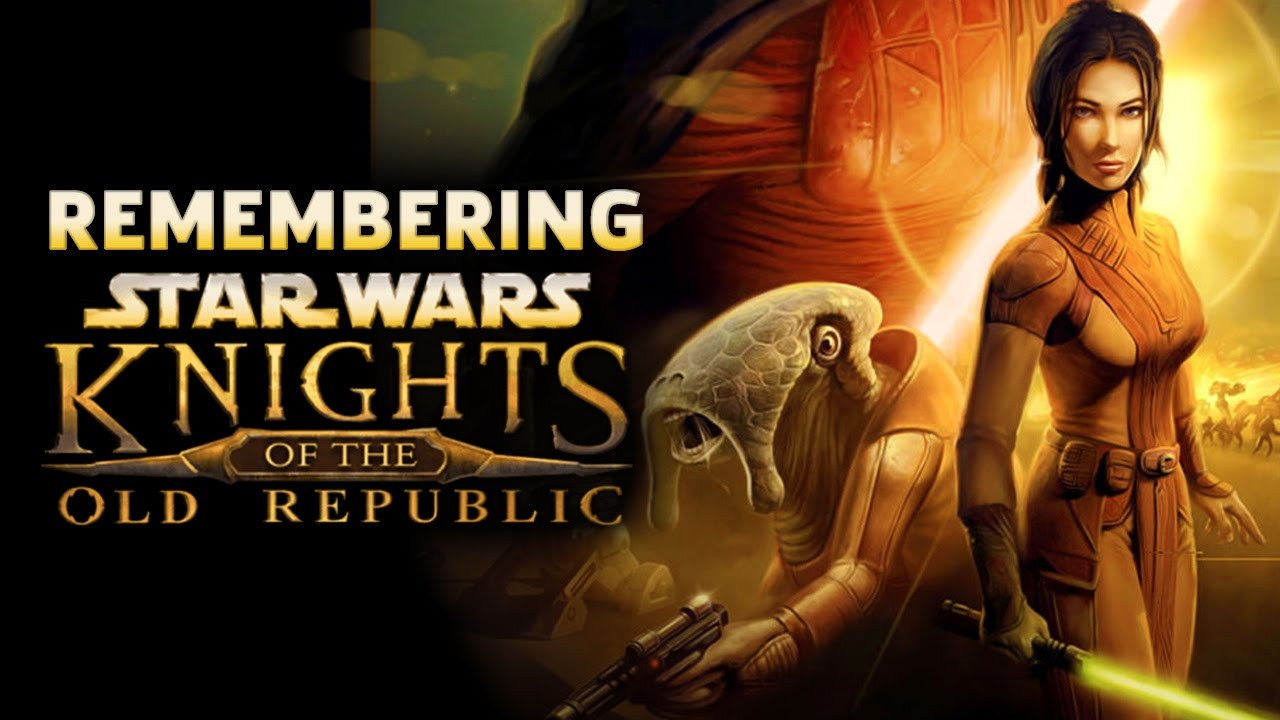 Remembering Why We Love Star Wars: Knights Of The Old Republic - YouTube