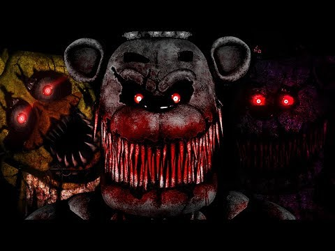 FNAF INTO MADNESS NEW GAME ANNOUNCED   Five Nights at Freddys Into Madness (UPDATE)