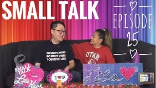 Small Talk with Lila Hart - Episode 25 - Steve Lee