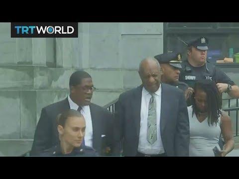 US judge declares mistrial in Cosby sex assault case