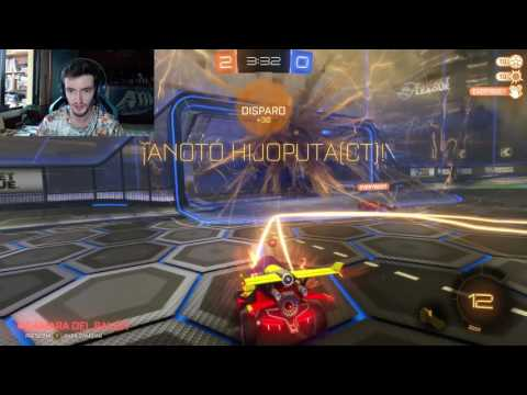 Rocket League Modo Estruendo Gameplay Análisis