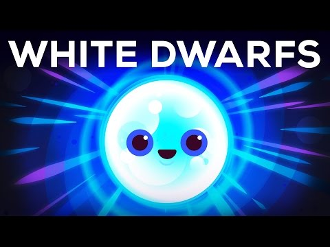 The Last Light Before Eternal Darkness  White Dwarfs & Black Dwarfs