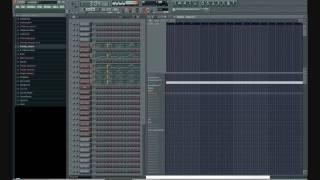 Calvin Harris - I'm Not Alone Remake In FL Studio (Fruity Loops)