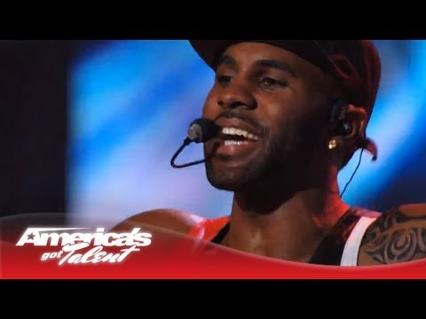 Jason Derulo  The Other Side Performance on AGT  Americas Got Talent 2013