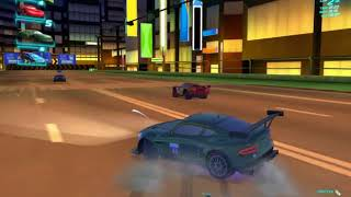 Cars 2 The Game Nigel Gearsley Race Gameplay HD. PC