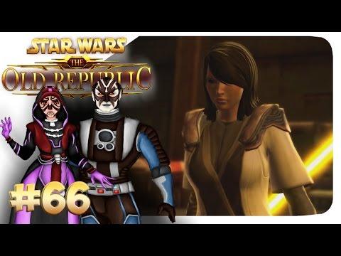 LEBE FÜR DIE DUNKLE SEITE - Star Wars The Old Republic - #66 - Balui + Miri