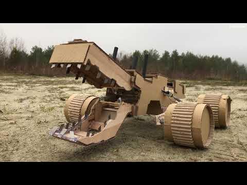 DIY Croc Vehicle - an unusual project