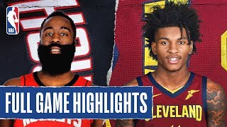 ROCKETS at CAVALIERS | FULL GAME HIGHLIGHTS | December 11, 2019