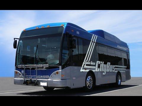 Reimagining CityBus Service Scenarios Overview