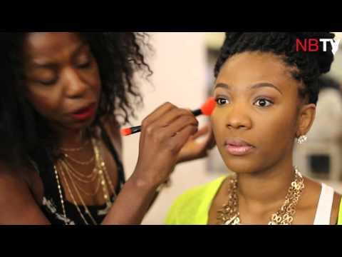 Nicolle's Boutique visit Vault Cosmetics ZIMBABWE