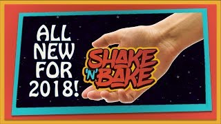 Shake N Bake Gaming Advert - Brand NEW For 2018!