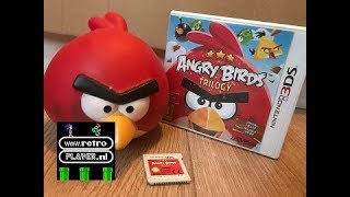 4 Minutes Tops Review : ANGRY BIRDS TRILOGY 3DS