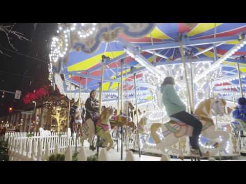 Denver Pavilions Holiday Carousel 2016