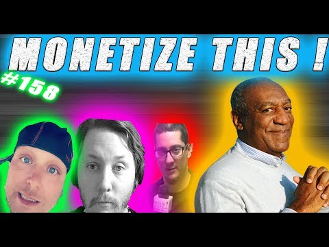 MONETIZE THIS ! #158 - BILL COSBY ! - Points in the BANK !