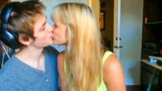 Repeat youtube video Now Kiss again (Lea edition) (Sodapoppin's stream)