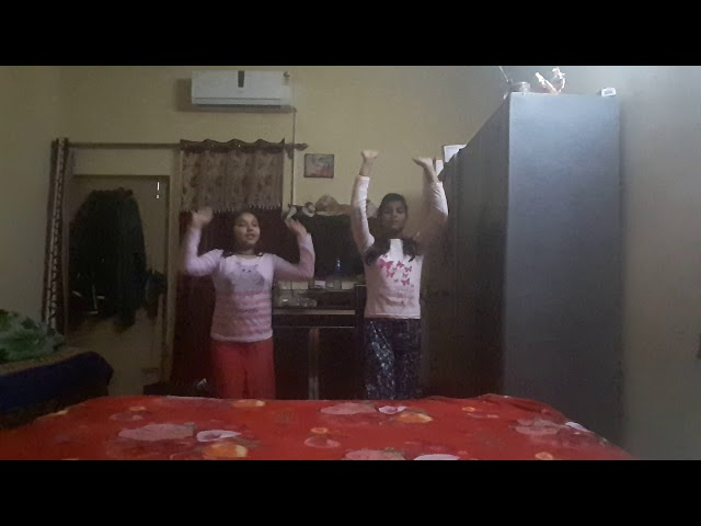 Dance video on resham ka rumal