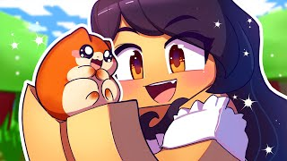 What If We Added Cute HAMSTERS Into Minecraft?!