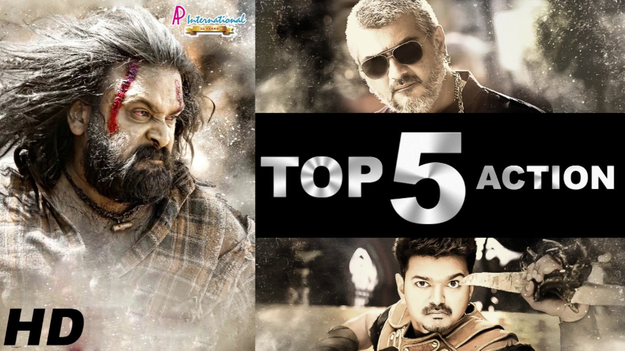 Top 5 Action Scenes  Best Action Movies 2016  Ajith -2360