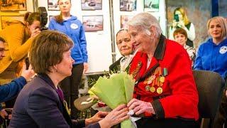 Лица Победы - югорские ветераны получили юбилейные медали к 75-летию праздника