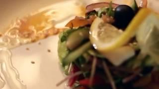 КУШАТЬ ПОДАНО 05 04 2014 в Гранд Кафе! Готовим салат Морской коктейль