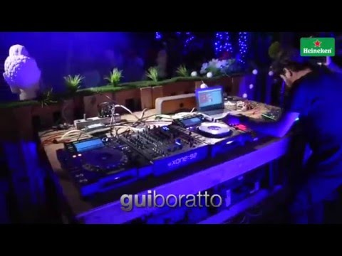 Heineken Secret LiveSet: Gui Boratto