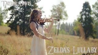 Zelda's Lullaby (Violin Cover) Taylor Davis
