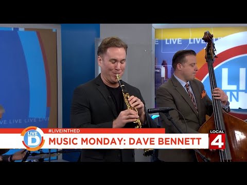 Live in the D: Music Monday - Dave Bennett