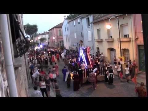 CARNAVAL DU BABAU RIVESALTES 06/08/2015 - Partie 1