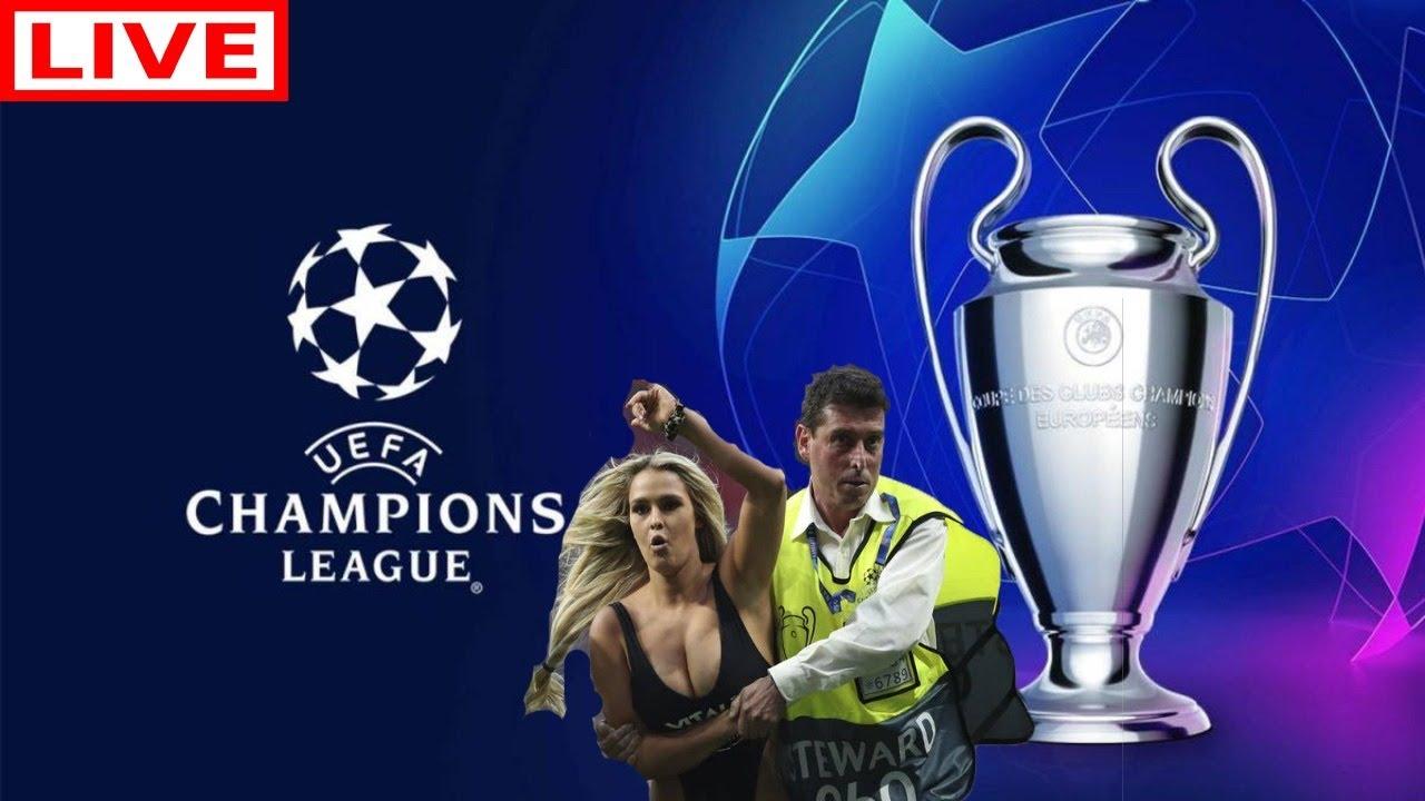 Champions League PES 2021 en vivo - YouTube