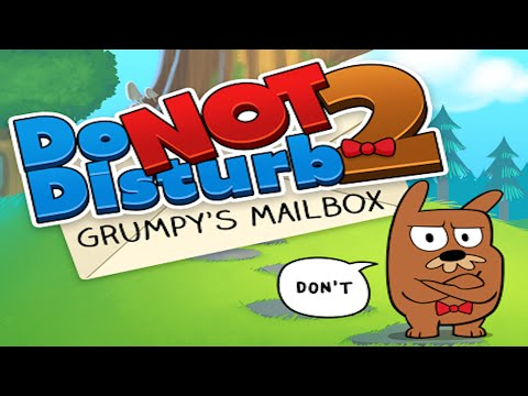Do Not Disturb! 2 - Pranks And Jokes With Grumpy's Mailbox -iPhone, IPad, And IPod Touch