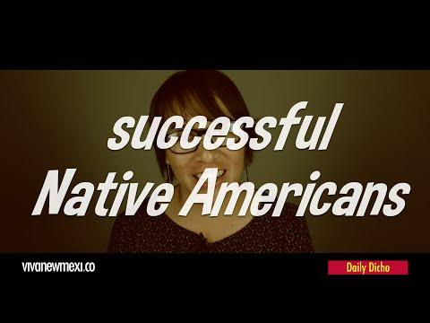 successful Native Americans